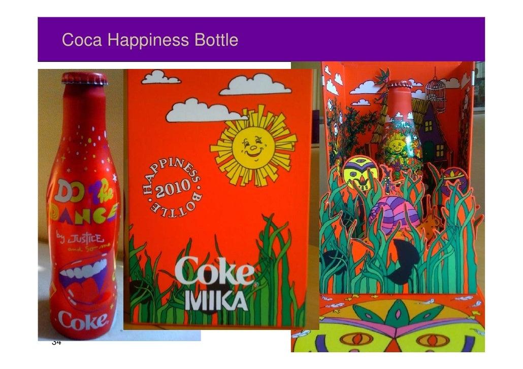 Coca Happiness Bottle34
