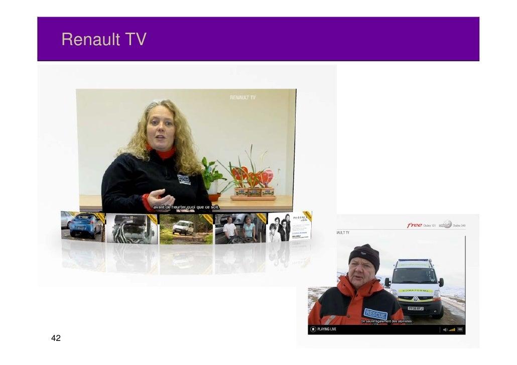 Renault TV42
