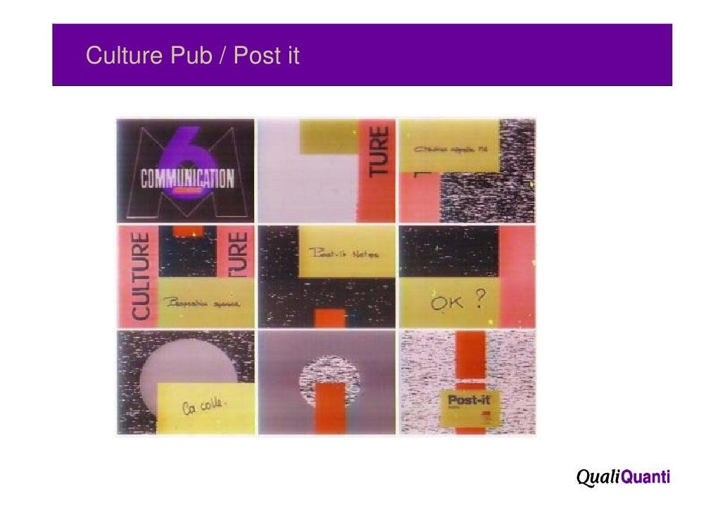 Culture Pub / Post it