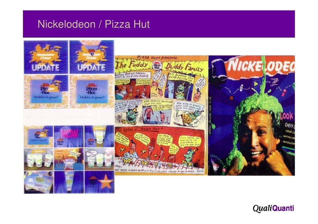 Nickelodeon / Pizza Hut