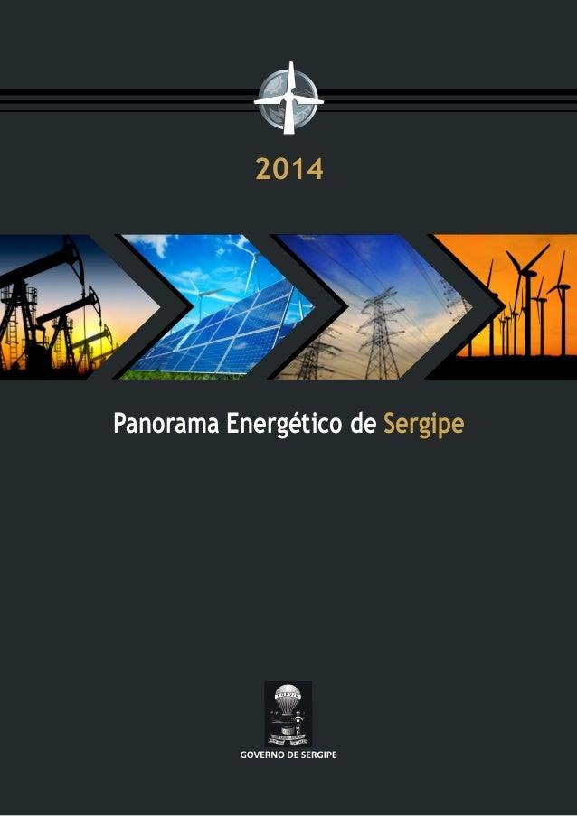 Panorama Energético de Sergipe 2014