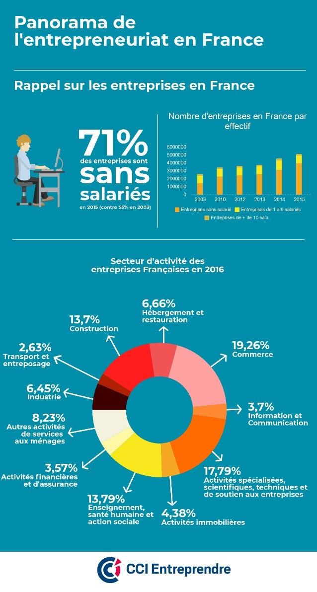 La taille des entreprises en France - Panorama des entreprises
