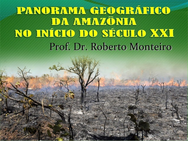 1 Prof. Dr. Roberto MonteiroProf. Dr. Roberto Monteiro