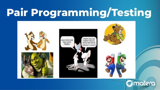 Pair Programming/Testing