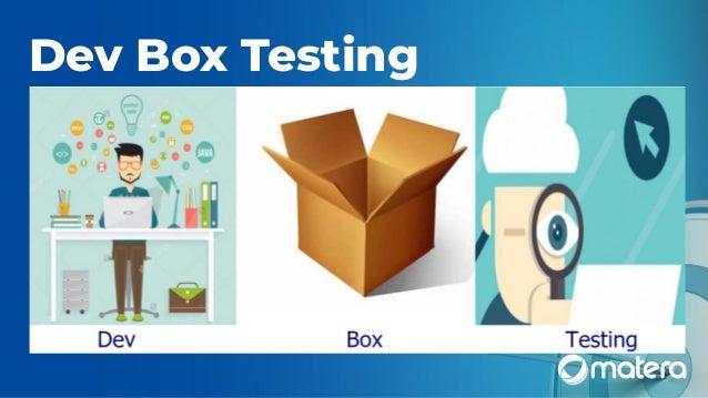 Dev Box Testing