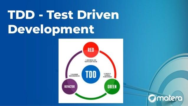 TDD - Test Driven Development