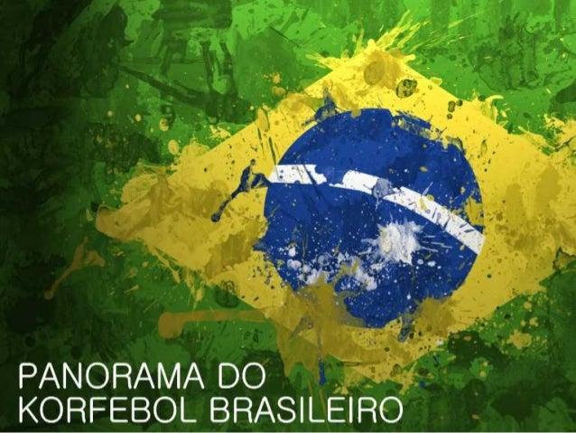 Panorama do Korfebol no Brasil