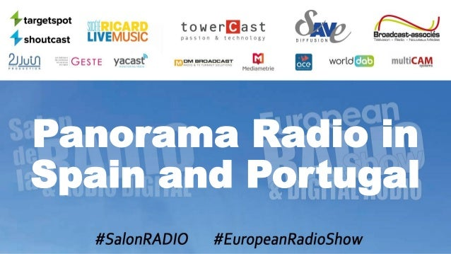 Panorama Radio in Spain and Portugal