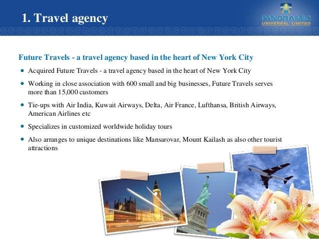 Panoramic Tour Travels Ltd