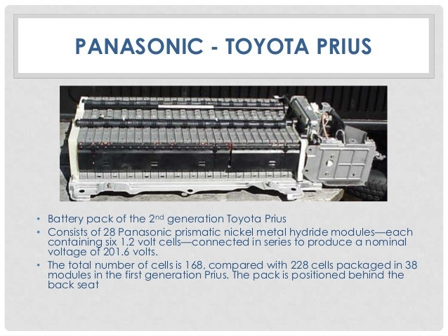 Pansonic Battery Storage Systems