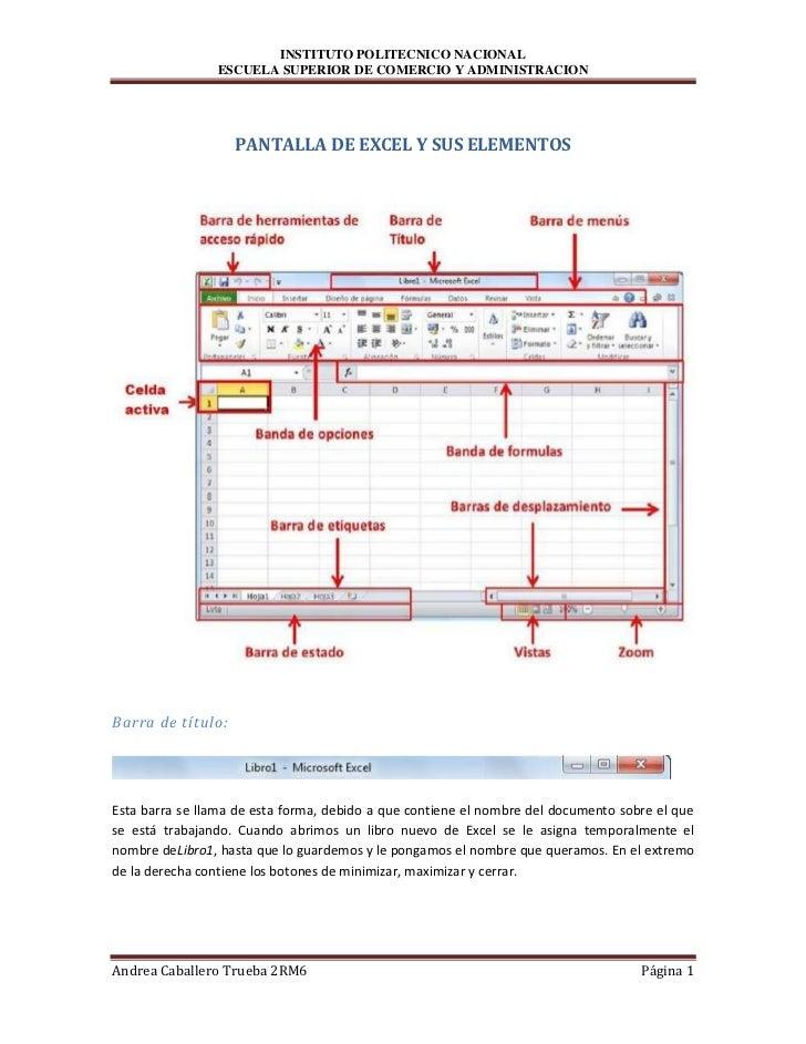 INSTITUTO POLITECNICO NACIONAL                ESCUELA SUPERIOR DE COMERCIO Y ADMINISTRACION                   PANTALLA DE ...