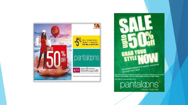 pantaloon retail analysis Discover all the very latest pantaloon retail india limited apparel business news, analysis, comment and interviews from the industry experts at just-style.
