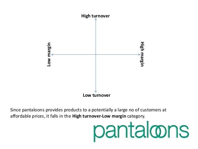 pricing strategy of pantaloon Consumer perception in pantaloon: marketing strategies for enhancement of growth [divyanshu tewari] on amazoncom free shipping on qualifying offers the present study was undertaken to identify the perception of customer in pantaloons (gip) and by the perception of customer analyze the.