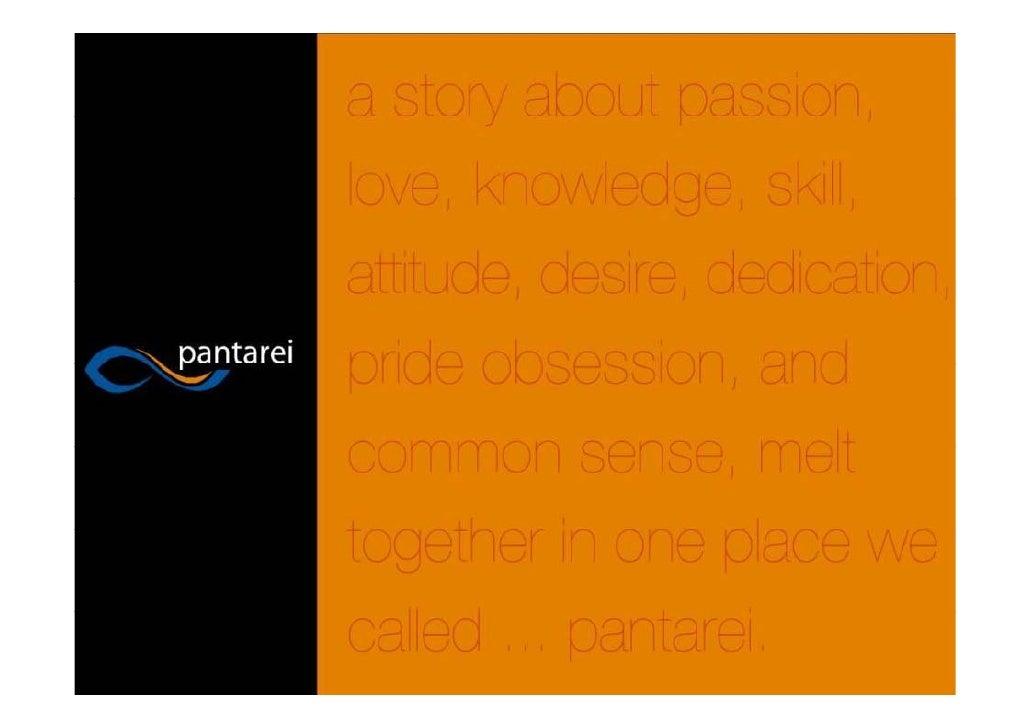 Pantarei Activation Team