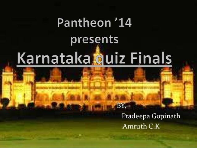 BY, Pradeepa Gopinath Amruth C.K
