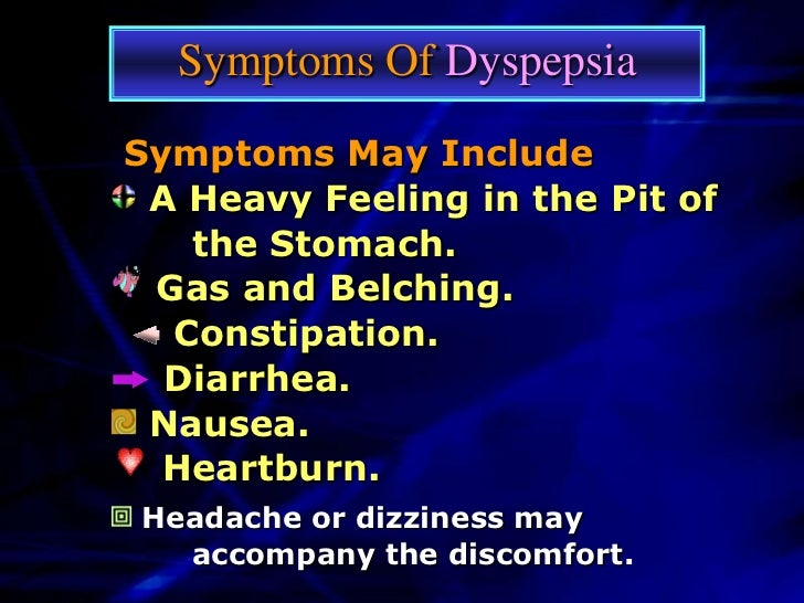 Patients With Dyspepsia May Have              Underlying Organic Lesions                                          Reflux e...