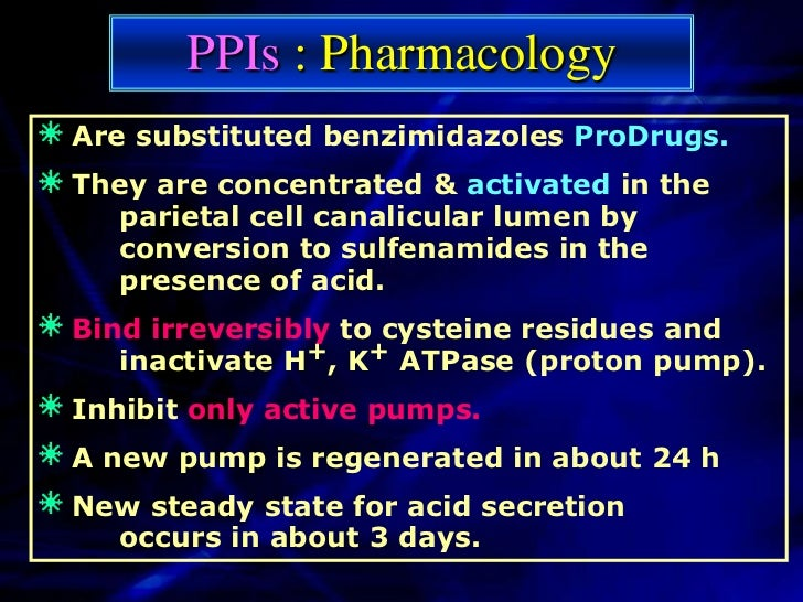 Use of PPI's in GERDRelieve SymptomsHeal EsophagitisPrevent RecurrenceTreat Complications Chest Pain Benign Esophageal Str...