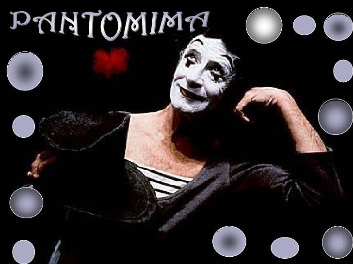 Los primeros mimos occidentales aparecieron en los teatros de Grecia y Roma en el siglo V a.c. La mímica era muy important...