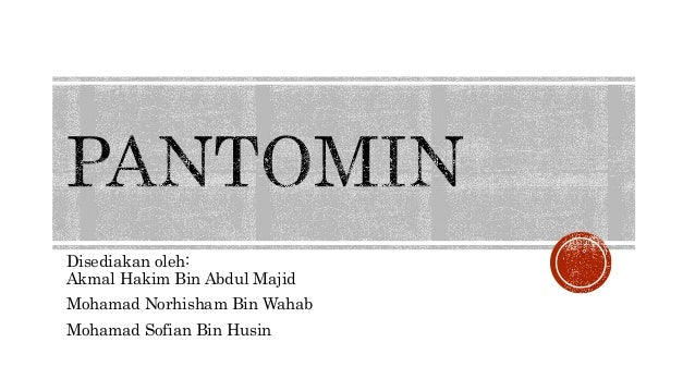 Disediakan oleh: Akmal Hakim Bin Abdul Majid Mohamad Norhisham Bin Wahab Mohamad Sofian Bin Husin