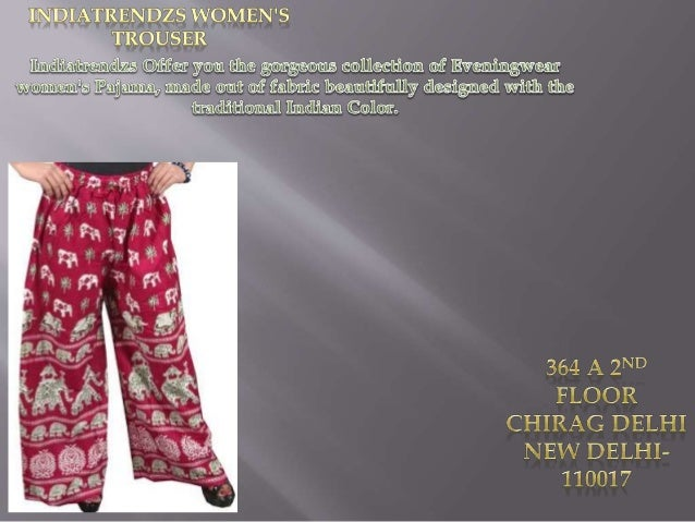 indiatrendzs womens harem pants