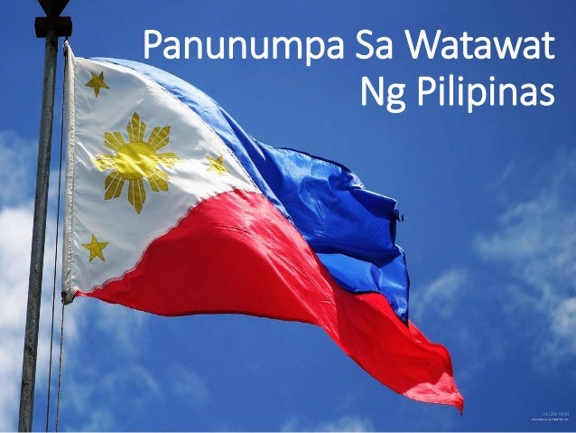watawat ng pilipinas If you choose to use this work under the creative commons license stated above,  the author, ervin malicdem (schadow1), would like you to attribute the work to.