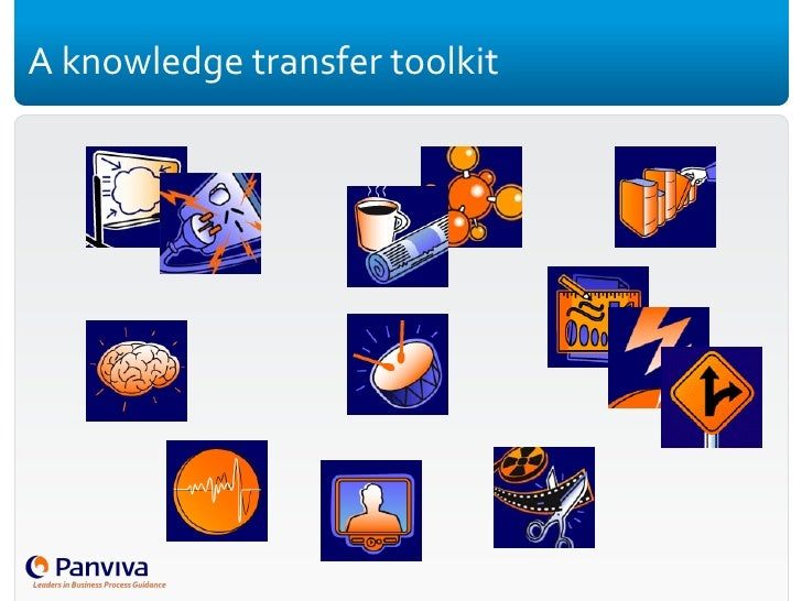 A knowledge transfer toolkit