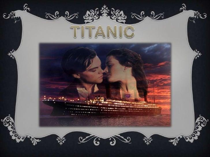  Titanic es una película estadounidense de 1997 dirigida, escrita, coproduciday coeditada por James Cameron y protagoniza...