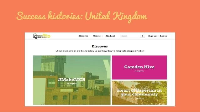 Success histories: United Kingdom