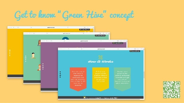 """Get to know """"Green Hive"""" concept"""