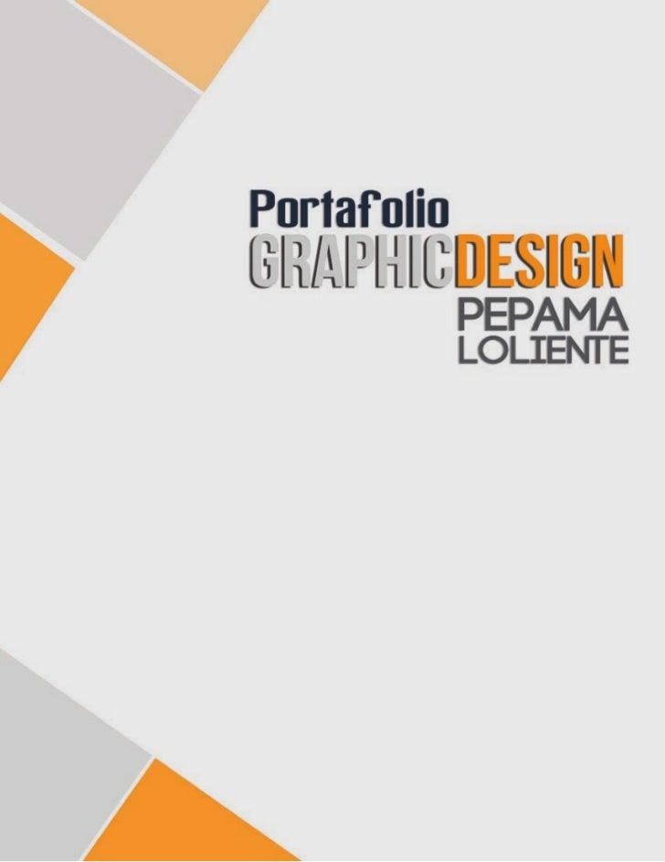 PERFILSoy Paola Buitrago trabajo bajo el seudónimoPepa m a L o l i e n t e . D i s e ñ a d o r a g r á f i c a d e l aEscu...