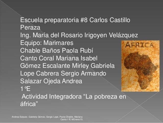 Escuela preparatoria #8 Carlos Castillo Peraza Ing. María del Rosario Irigoyen Velázquez Equipo: Marimares Chable Baños Pa...