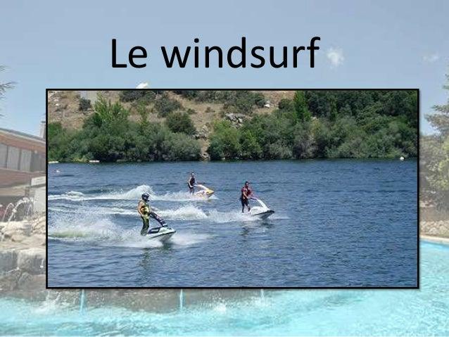 Le windsurf