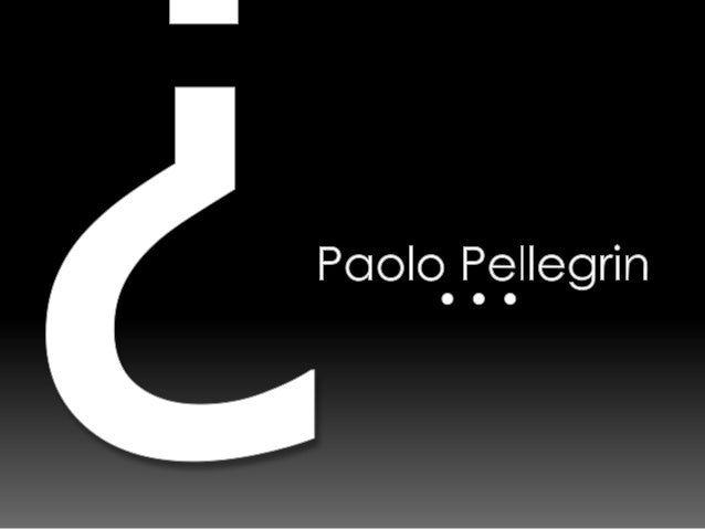 Paolo Pellegrin nasceu em 1964 , em Roma. Ele estudou arquitetura na L' Università La Sapienza , Roma, Itália . Depois de ...