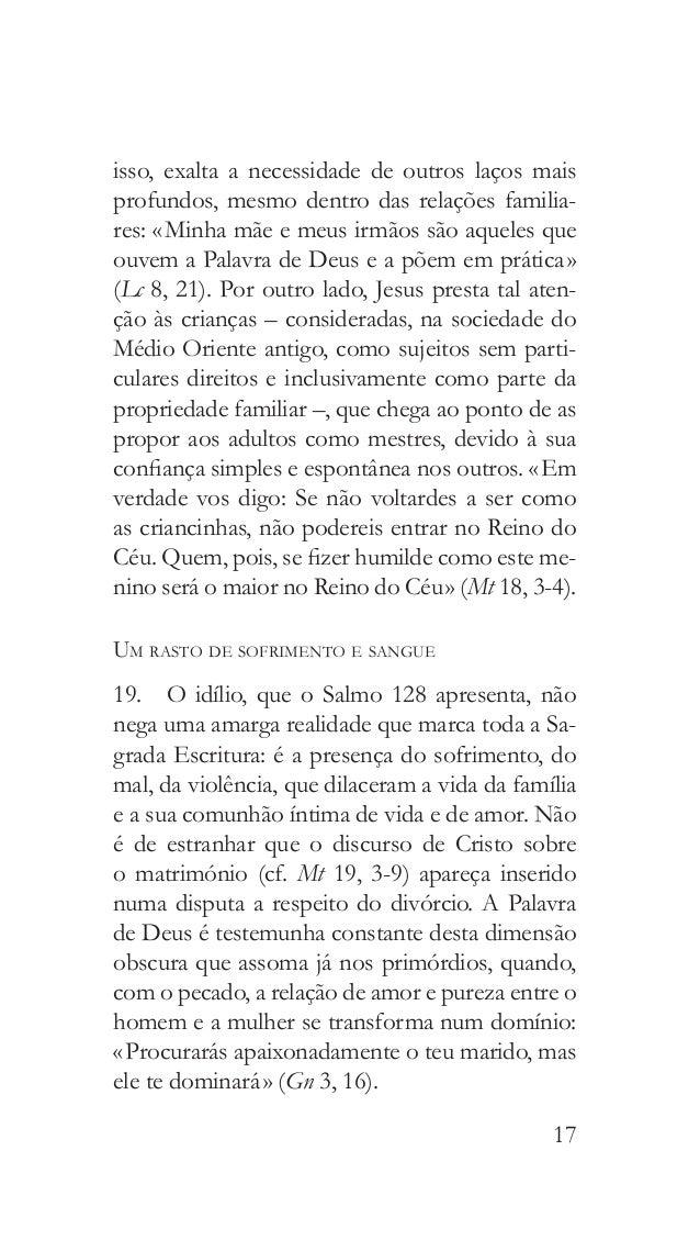 19 veis (cf. Mt 21, 28-31) ou vítimas da violência (cf. Mc 12, 1-9). Interessa-Se ainda pela situação em- baraçosa que se ...