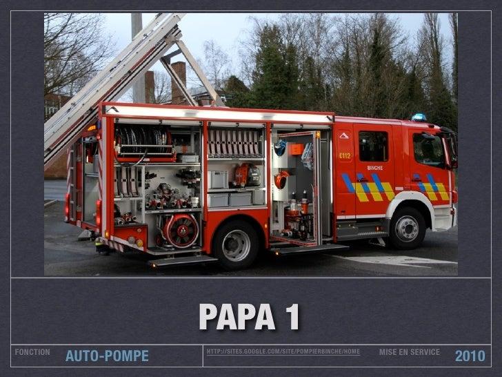 PAPA 1 FONCTION                                                                  MISE EN SERVICE            AUTO-POMPE   H...