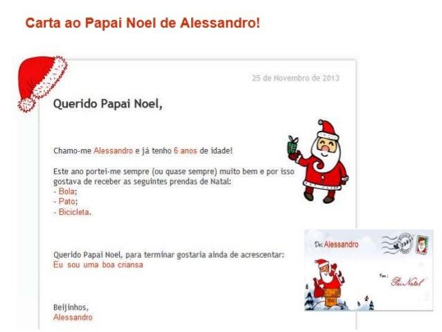 Carta ao Papai Noel de Arthur