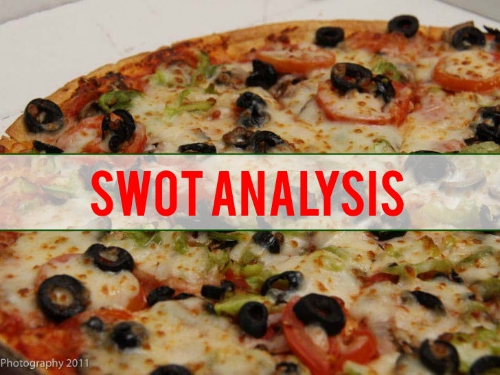 swot of greenwich pizza The strengths would it things such as customer service weaknesses could be  their location opportunities would be like extending the menu threats would be .