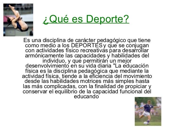 Trabajo educacion fisica for El gimnasio es un deporte