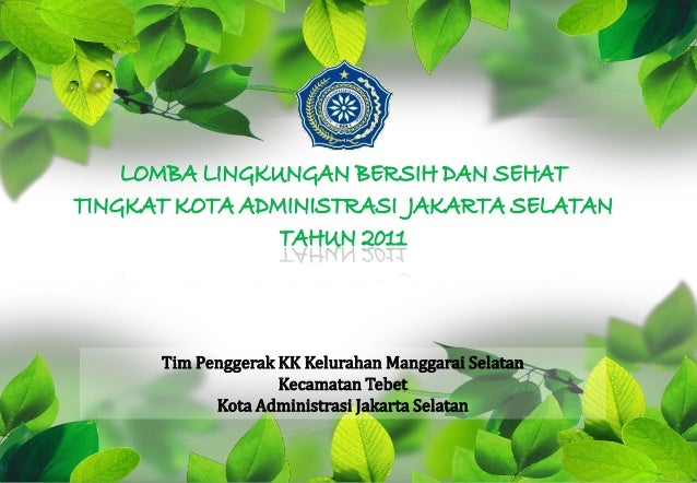 Tim Penggerak KK Kelurahan Manggarai Selatan              Kecamatan Tebet      Kota Administrasi Jakarta Selatan
