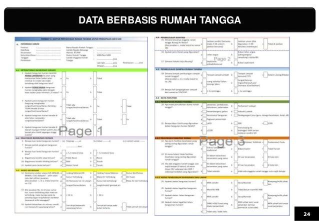 DATA BERBASIS RUMAH TANGGA 24