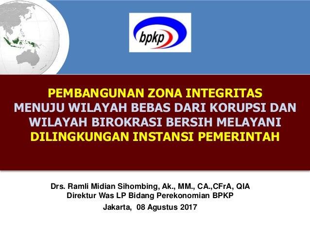 Tahapan Zona Integritas