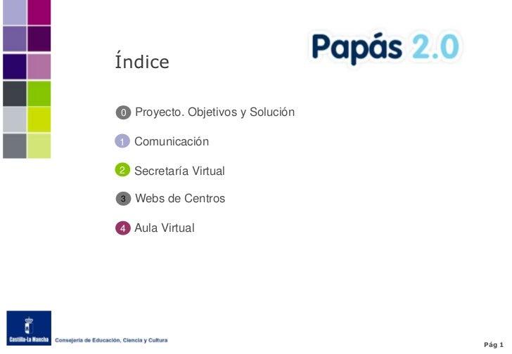 papas 2 0 secretaria virtual