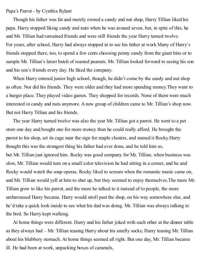 Folklore essay