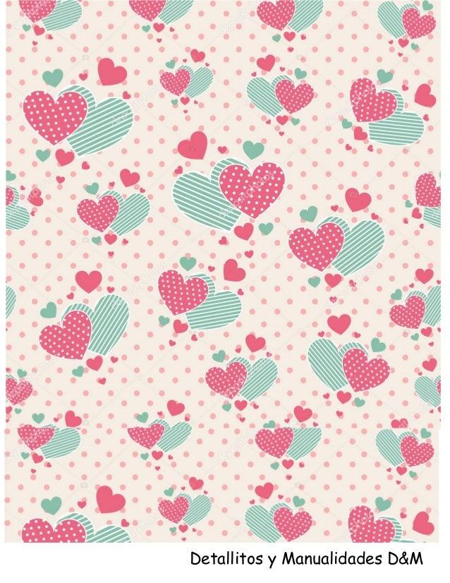 Papel deco corazones colores for Fotos de papel decorativo