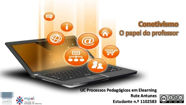 UC Processos Pedagógicos em Elearning Rute Antunes Estudante n.º 1102583