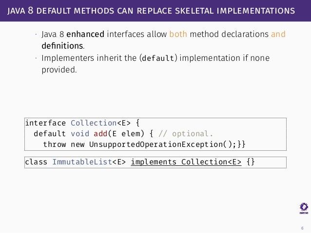 Automated Refactoring of Legacy Java Software to Default Methods Talk\u2026