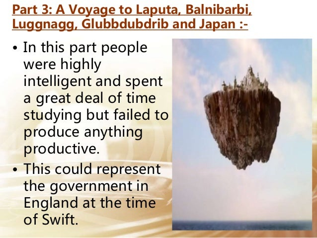 Swift, Jonathan: Gulliver's Travels - Essay