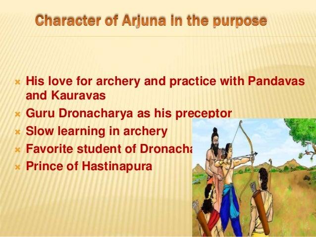 dronacharya and arjuna relationship goals