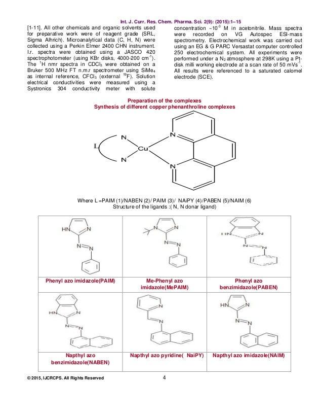 https://image.slidesharecdn.com/paper1-150918112035-lva1-app6892/95/copper-ii-phenanthroline-complexes-synthesis-spectroscopic-study-and-electrochemistry-of-copper-iibis-naphthylazo-imidazolebenzimidazolepyridine-phenanthroline-complexes-4-638.jpg?cb=1442575251