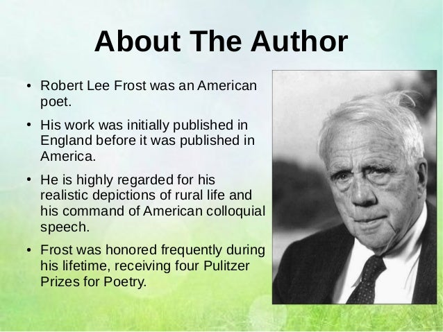 Essay on the help road not taken by robert frost